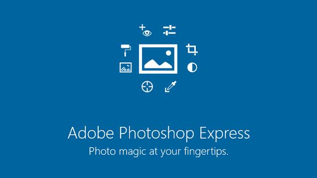 Adobe photoshop Express - Professional photo editer