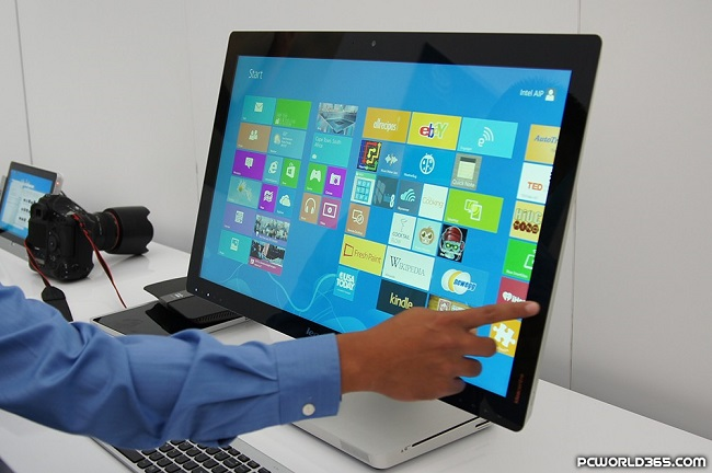 LCD Lenovo 21 inchies