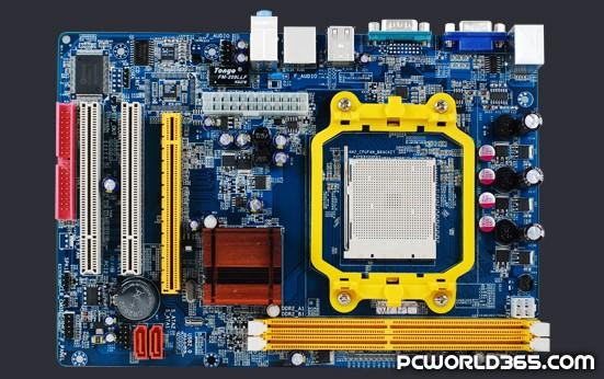 motherboard AMD sk AM3