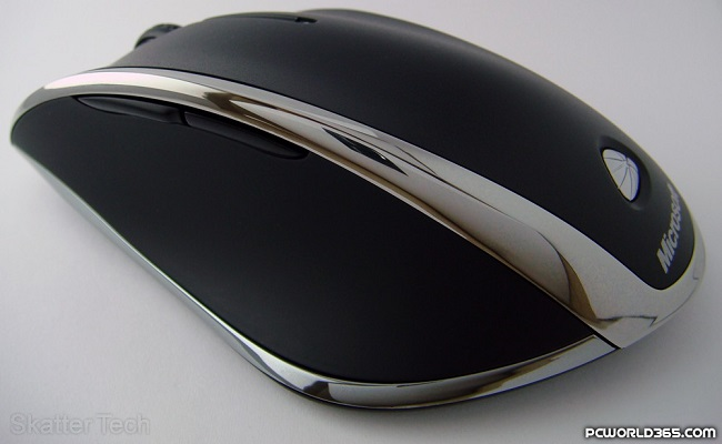 Microsoft mouse for gamer