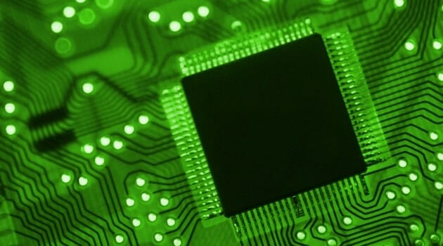 Optical Chip help store information permanently