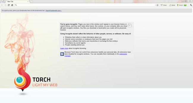 Polarity Chomre - High speed web browsing