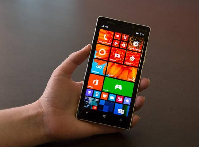 Microsoft – Windows Phone is slow dead