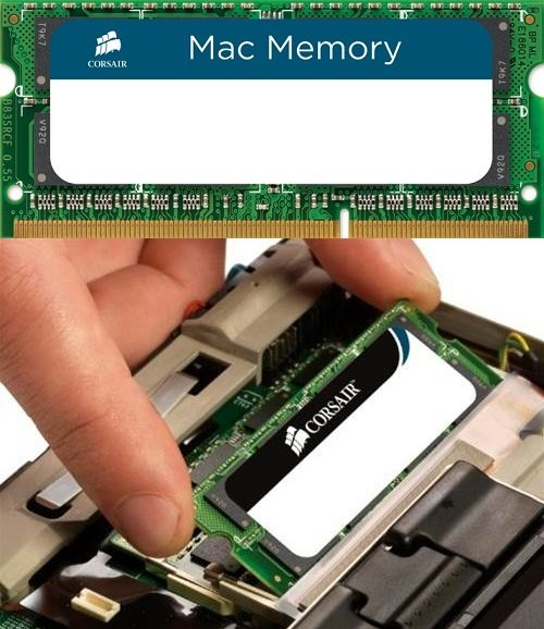 Corsair Apple 8 GB DDR3 mac memory