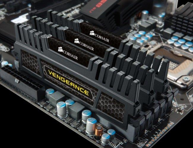 Corsair Vengeance 8GB (1x8GB) DDR3 1600 MHz