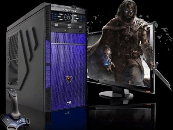 CybertronPC Hellion Gaming PC