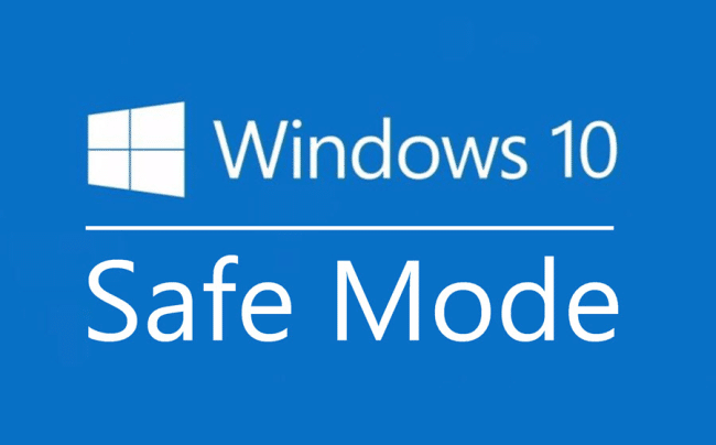 How to boot into Safe Mode for Windows 10 ?