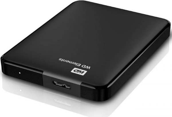 2TB WD Elements USB 2.0 Ext desktop External Hard Drive