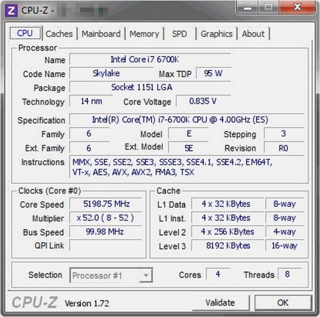 Intel ticks all the right boxes with the new Core I7 6700K