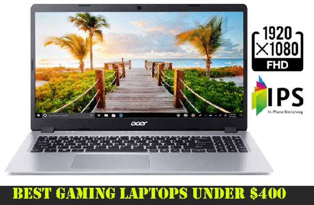 gaming laptops under 400 USD