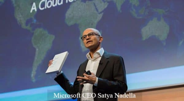 microsoft cloud data center