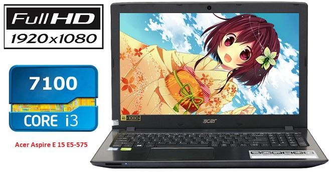 Acer Aspire e15 i3