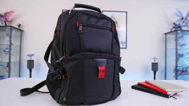 Backpack - Mini Bookstore Is Always With You