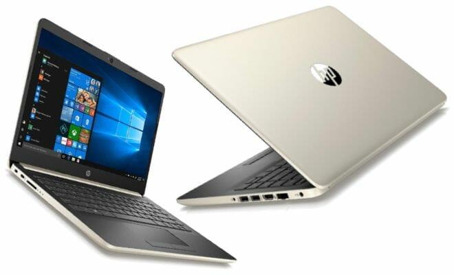 HP 2019 Laptop 14-CF0014DX