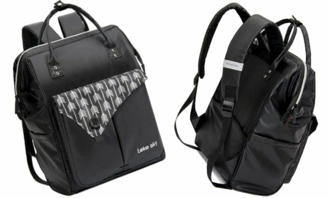 Lekesky Laptop Backpack