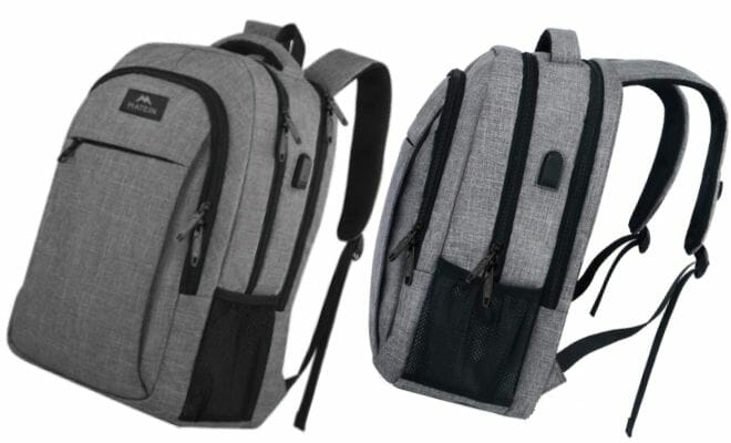 Matein Mlassic Travel Laptop Backpack