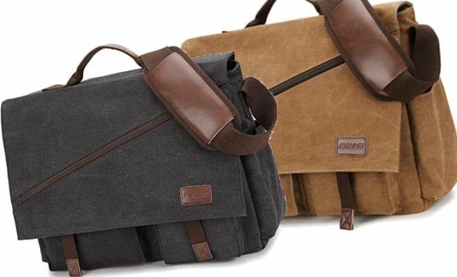 RAVUO Messenger Bag