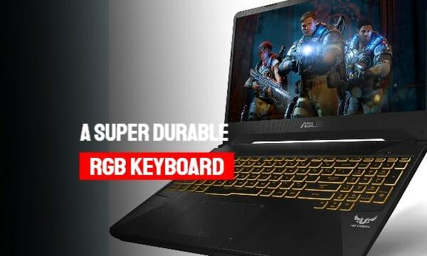 RGB keyboard for gaming laptops under 3000