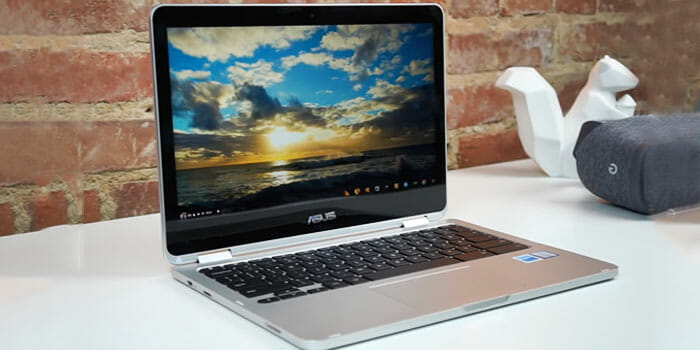 ASUS Chromebook 2-In-1 Laptop