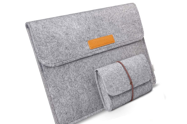 Inateck Macbook Pro Felt Sleeve