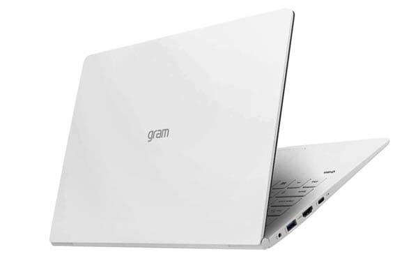 LG gram Laptop 13Z990-U.AAW5U1