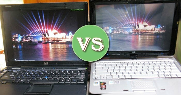 Matte vs Glossy Laptop Screen