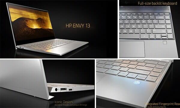 HP ENVY 13.3 inch