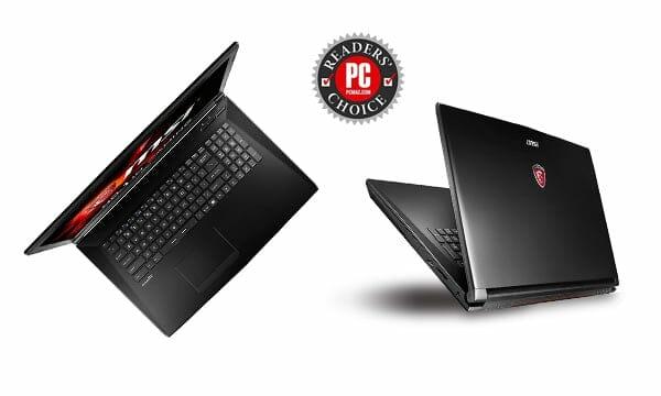 """MSI GL72 6QF-405 17.3"""" Gaming Laptop"""