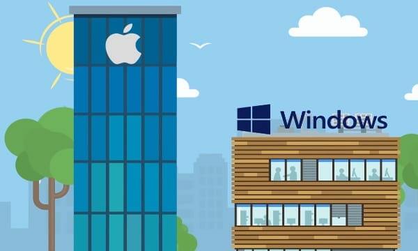 mac os or windows