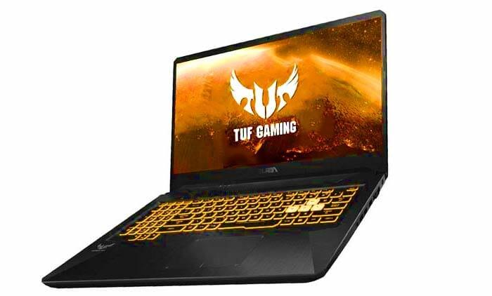 """ASUS TUF 17.3"""" FHD Gaming Laptop Computer"""