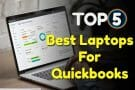Best Laptops For Quickbooks