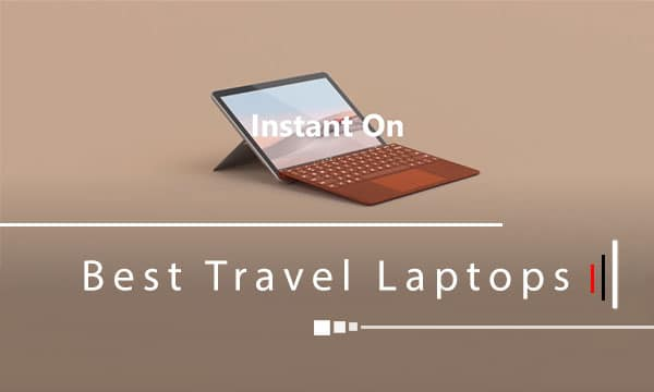 best travel laptops